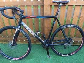 Cube cross race road/cyclocross bike