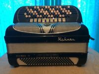Hohner Accordion Riviera IV Chromatic C system