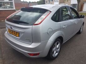 Ford focus Automatic 1.6 petrol (2008 model)