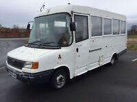 Ldv 2.5 diesel automatic 4 berth Motorhome registered as Motorhome