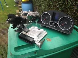 Mk5 golf gti Ecu Lockset