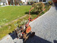 wolseley merry tiller rotavator allotment garden tools
