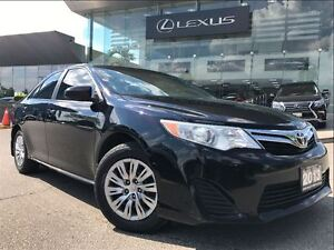2013 Toyota Camry 1 Owner LE Backup Camera Bluetooth