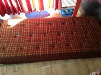 Double sofa bed cheap