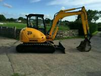 2002 JCB 8060 MINI DIGGER LOW 'MILEAGE' - 1366 HOURS