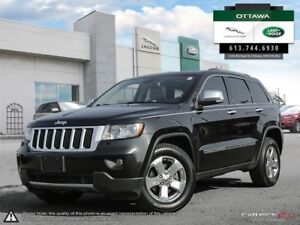 2012 Jeep Grand Cherokee Limited 4D Utility 4WD