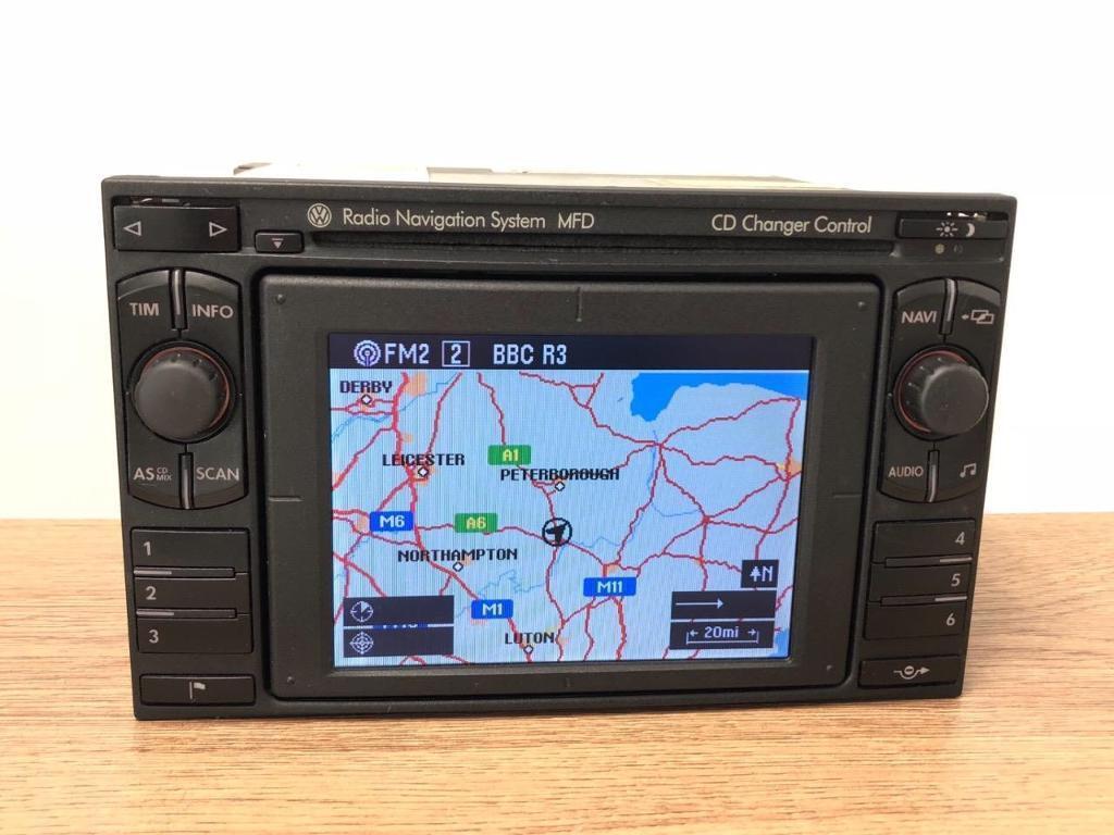 Radio Navigation System MFD Car Stereo | in Blackburn, Lancashire | Gumtree