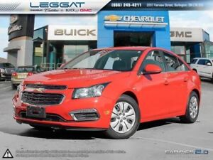 2015 Chevrolet Cruze 1LT Rear Cam./Remote Start/Blue Tooth