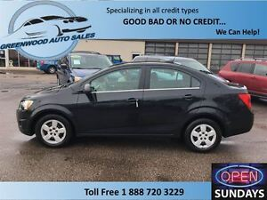 2015 Chevrolet Sonic BACKUP CAM! GREAT UNIT! CALL NOW!