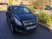 Chevrolet Spark 1.2 LTZ 5dr 2013 Low Tax and Insurance Part Leather