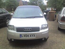 Audi A2 1.4 petrol 2004 **NEW CAMBELT**