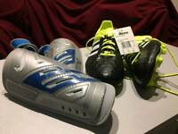 Men Adidas ACE 15.4 FOG B32868 Size UK 9
