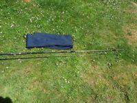 Carp Fishing Rod, Hand built 12' Rod, 2.5lb TC excellent condition.