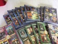 Bundle of 17 DVD's - (68 films)