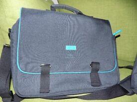 Ted Baker Men's Core Nylon Document & Laptop Bag` Messenger Bag **£50**