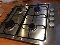 New gas cooker 4 burners boxed