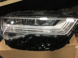 Audi A6 2014 2015 2016 FACELIFT Genuine N/S Passnger Xenon LED Matrix Headlight