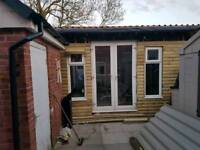 INSULATED LOG CABIN/ANNEXE/SUMMER HOUSE