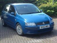 FIAT STILO 1.6 FULL YEAR MOT