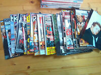 Kerrang and other mags - 24 editions altogether