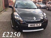 Renault Clio Dynamique with TomTom - 2010 - 1.5 Diesel - 1 OWNER
