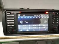 BRAND NEW BMW X5 E53,E39, E38 & M5 ANDROID CAR DVD PLAYER*16GB INTERNAL MEMORY*BUILT IN FULL EU MAPS