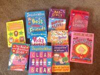 Jacqueline Wilson set of 11 Books