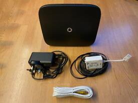 Vodaphone Wi-Fi broadband router ADSL model HHG2500