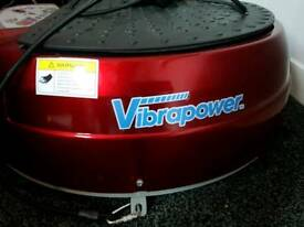 Vibra power disc/plate