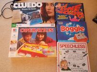 Job Lot of Board Games
