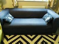 Klippan sofa from Ikea