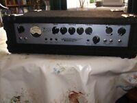 Ashdown Mag 600 watt bass head