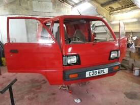 Suzuki supercarry rascal van