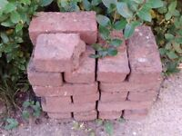 Second hand rustic bricks
