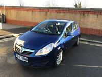 1.2 diesel 5 door Corsa low mileage excellent condition