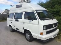 1991 VW t25 Komet conversion PRICE REDUCED