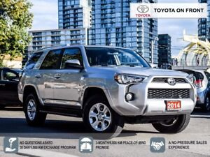 2014 Toyota 4Runner SR5 V6 *SUPER LOW KM*