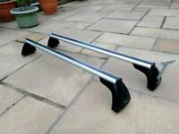 BMW roof bars