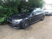 BMW 530d M Sport. Justik 310BHP