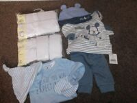 Baby Clothes 0-3months - brand new small bundle