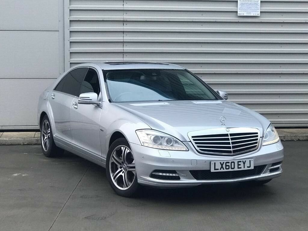 All Types 2010 s class : 2010 60REG Mercedes-Benz S Class 3.0 S350 CDI BlueEFFICIENCY L ...