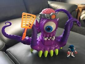 Imaginext Alien Tentaclor
