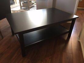 IKEA Hemnes Solid Wood coffee table - Dark Brown