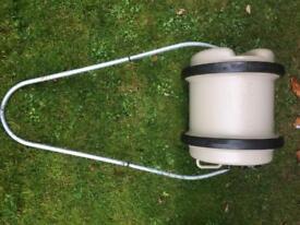 29 litre Aquaroll with Handel caravan motorhome campervan fresh water barrel