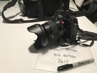 Fuji xT1 camera with grip and 16-55 f2.8 lens all mint plus accessories