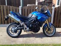 Triumph Tiger 1050 Blue. Excellent condition,well maintained.