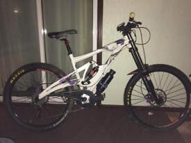 Electric Marin attack trail downhill bike new 36v 500w kit installed capable 20mph + ebike
