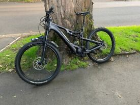 Cannondale Moterra Neo 3 2020 Medium Electric Mountain Bike only 100 miles