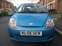 Chevrolet Matiz SE, 2007, 1.0 Manual, 63K Genuine Mileage, HPi Clear, Drives Excellently