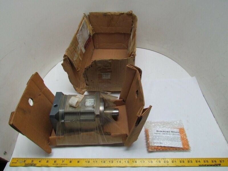 Parker Bayside PS115-020-SD Inline Planetary Gearhead Gear Reducer 20:1
